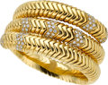 Estate Jewelry:Bracelets, Diamond, Gold Bracelet . ...
