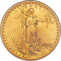 Proof Saint-Gaudens Double Eagles, 1909 $20 PR65 NGC....