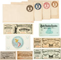 General Historic Events:Expos, World's Columbian Exposition: Assorted Ephemera.... (Total: 11Items)