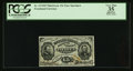 Fractional Currency:Third Issue, Fr. 1274SP 15¢ Third Issue Narrow Margin Face PCGS Apparent Very Fine 35.. ...