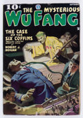 Pulps:Horror, The Mysterious Wu Fang #1 (Popular, 1935) Condition: FN-....
