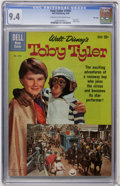Silver Age (1956-1969):Adventure, Four Color #1092 Toby Tyler - File Copy (Dell, 1960) CGC NM 9.4 Cream to off-white pages....