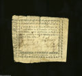 Colonial Notes:North Carolina, North Carolina July 14, 1760 L3 Very Fine....