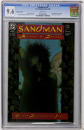 Modern Age (1980-Present):Horror, Sandman #8 Editorial Variant (DC, 1989) CGC NM+ 9.6 White pages....