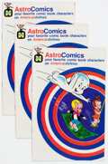 Bronze Age (1970-1979):Cartoon Character, Astro Comics #1978 Richie Rich and Casper - File Copies Box Lot(Harvey, 1978) Condition: Average NM-....