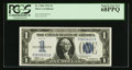 Small Size:Silver Certificates, Fr. 1606 $1 1934 Silver Certificate. PCGS Superb Gem New 68PPQ.. ...