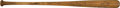 "Baseball Collectibles:Balls, 1939 Harold ""Pee Wee"" Reese Game Used Bat, PSA/DNA GU 8--Earliest Known!..."
