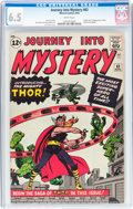Silver Age (1956-1969):Superhero, Journey Into Mystery #83 (Marvel, 1962) CGC FN+ 6.5 White pages....