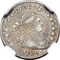 Early Dimes, 1798 10C Small 8, JR-3, R.5 -- Improperly Cleaned -- NGC Details.XF....