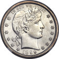 Barber Quarters, 1899-O 25C MS66 NGC....