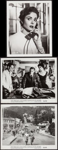 """Movie Posters:Science Fiction, Invasion of the Body Snatchers (Allied Artists, 1956). Photos (3)(8"""" X 10""""). Science Fiction.. ... (Total: 3 Items)"""