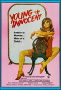 """Movie Posters:Adult, Young and Innocent & Other Lot (Pegasus Films, 1982). One Sheets (10) (23.5"""" X 35"""") and Uncut Pressbooks (10) (6 Pages, 11"""" ... (Total: 20 Items)"""