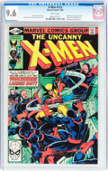 Modern Age (1980-Present):Superhero, X-Men #133 (Marvel, 1980) CGC NM+ 9.6 White pages....