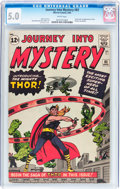 Silver Age (1956-1969):Superhero, Journey Into Mystery #83 (Marvel, 1962) CGC VG/FN 5.0 Whitepages....