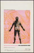 """Movie Posters:Science Fiction, The Illustrated Man (Warner Brothers, 1969). Window Card (14"""" X22""""). Science Fiction.. ..."""