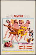 """Movie Posters:Elvis Presley, Live a Little, Love a Little (MGM, 1968). Window Card (14"""" X 22"""").Elvis Presley.. ..."""