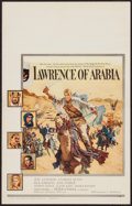 "Movie Posters:Academy Award Winners, Lawrence of Arabia (Columbia, 1962). Window Card (14"" X 22"").Academy Award Winners.. ..."