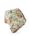 Minerals:Cabinet Specimens, EMERALD var. BERYL. Unknown Locality. 5.51 x 5.9 x 3.54 inches(14 x 15 x 9 cm). ...