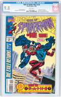 Modern Age (1980-Present):Superhero, Web of Spider-Man #119 (Marvel, 1994) CGC NM/MT 9.8 White pages....