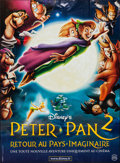 """Movie Posters:Animation, Return to Neverland & Others Lot (Gaumont Buena Vista International, 2002). French Grandes (3) (45"""" X 62""""), One Sheets (2) (... (Total: 6 Items)"""