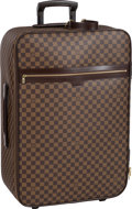 "Luxury Accessories:Travel/Trunks, Louis Vuitton Damier Ebene Canvas Pegase 70 Suitcase Bag. VeryGood to Excellent Condition. 17.5"" Width x 27"" Heightx..."