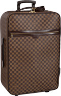 "Luxury Accessories:Travel/Trunks, Louis Vuitton Damier Ebene Canvas Pegase 70 Suitcase Bag.Excellent Condition. 17.5"" Width x 27"" Height x 9""Depth. ..."