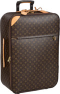 "Luxury Accessories:Travel/Trunks, Louis Vuitton Classic Monogram Canvas Pegase 70 Suitcase Bag.Very Good Condition. 17.5"" Width x 27"" Height x 9.5""Dep..."