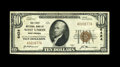 National Bank Notes:West Virginia, West Union, WV - $10 1929 Ty. 1 The First NB Ch. # 6424. Only five $10's are listed in the census on this West Virginia ...