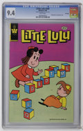 Modern Age (1980-Present):Humor, Little Lulu #260 File Copy (Whitman, 1980) CGC NM 9.4 White pages.Distributed in multi-packs only. Low distribution. Overst...