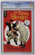 Bronze Age (1970-1979):Humor, Three Stooges #48 File Copy (Gold Key, 1970) CGC NM 9.4 Off-whiteto white pages. Baseball photo cover. Overstreet 2006 NM- ...