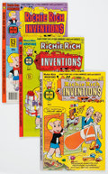 Bronze Age (1970-1979):Cartoon Character, Richie Rich Inventions File Copies Group (Harvey, 1977-82)Condition: Average NM-.... (Total: 59 Comic Books)