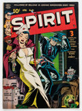 Golden Age (1938-1955):Crime, The Spirit #20 (Quality, 1950) Condition: GD/VG....