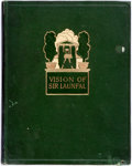 Books:Literature Pre-1900, James R. Lowell. Vision of Sir Launfal. New York: H. M.Caldwell Co., [1900]....