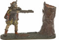 Antiques:Toys, New Creedmoor Mechanical Bank...