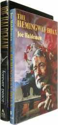 Books:Signed Editions, Joe Haldeman: Two Signed First Editions. ... (Total: 2 Items)