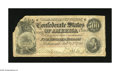 Confederate Notes:1864 Issues, T64 $500 1864. This Good $500 has a missing upper left-hand corner plus an approximate one inch tear. Still, bright and ...