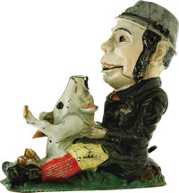 Paddy and the Pig Mechanical Bank