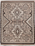 Other, A LARGE NAVAJO REGIONAL RUG. Two Gray Hills. c. 1940...