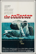 "Movie Posters:Thriller, The Collector (Columbia, 1965). One Sheet (27"" X 41""). Thriller....."