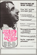 """Movie Posters:Documentary, You Are What You Eat (Commonwealth United, 1968). One Sheet (27"""" X 40""""). Documentary.. ..."""