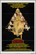 """Movie Posters:Mystery, Death on the Nile (Paramount, 1978). One Sheet (27"""" X 41"""").Mystery.. ..."""