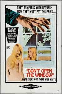 "Let Sleeping Corpses Lie & Other Lot (Showmens, 1976). One Sheets (2) (27"" X 41""). Horror. Alternate T..."