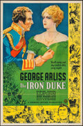 "Movie Posters:Drama, The Iron Duke (Gaumont British, 1934). One Sheet (27"" X 41""). Drama.. ..."