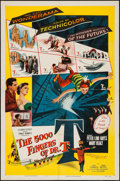"Movie Posters:Fantasy, The 5000 Fingers of Dr. T (Columbia, 1953). One Sheet (27"" X 41""). Fantasy.. ..."