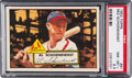 Baseball Cards:Singles (1950-1959), 1952 Topps Red Schoendienst #91 PSA NM-MT+ 8.5....