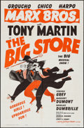 "Movie Posters:Comedy, The Big Store (MGM, R-1962). One Sheet (27"" X 41""). Comedy.. ..."