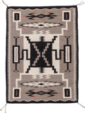 American Indian Art:Weavings, A NAVAJO REGIONAL RUG. c. 1970. ...