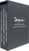 Photography:Official Photos, Jacques Lowe: A Folio of 30 Outstanding Examples of the Photographer's Best Work....