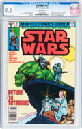 Modern Age (1980-Present):Science Fiction, Star Wars #31 (Marvel, 1980) CGC NM+ 9.6 White pages....