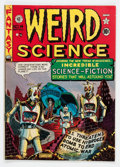 Golden Age (1938-1955):Science Fiction, Weird Science #14 (#3) (EC, 1950) Condition: FN-....